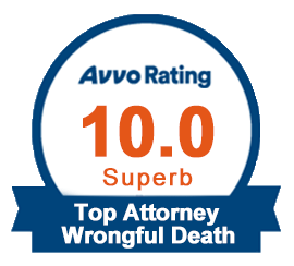 Avvo Top Attorney Wrongful Death David Kennedy